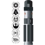 Joy Toy Star Wars Taschenlampe mit 6 Projektionsmotiven