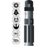 Joy Toy Star Wars Taschenlampe mit 6 Projektionsmotiven