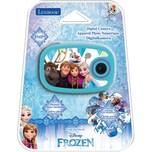 Lexinook Disney Die Eiskönigin Digitalkamera mit 10 austauschbaren Stickern