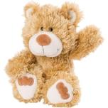NICI Kuscheltier Bär goldbraun 20 cm
