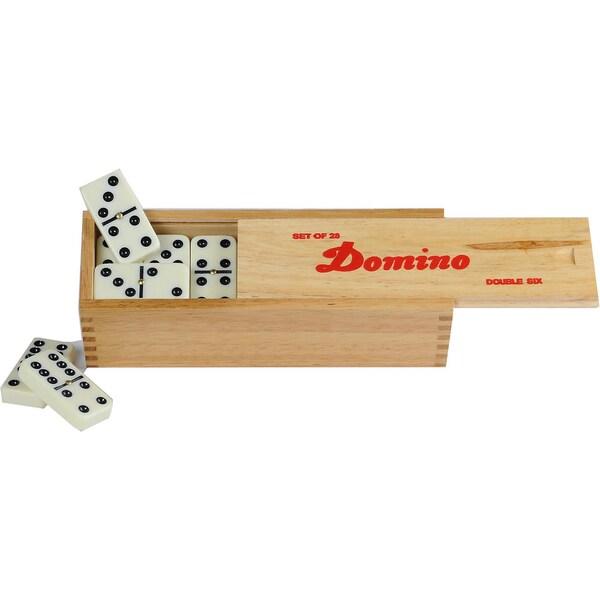 6er Domino Kunstharz