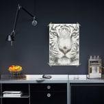 Dot On Dot On Art Tiger 50 X 70 cm