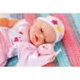 Zapf Creation Exklusiv Baby Born Kuschel Outfit mit Schnuffeltuch Puppenkleidung