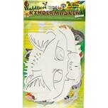 Folia Kindermasken Waldtiere 6 Stück