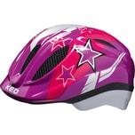 KED Helmsysteme Fahrradhelm Meggy Sterne lila