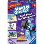 Ravensburger Woozle Goozle Fünf Fälle für Spürnasen
