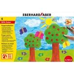 Eberhard Faber Mini Kids Fingermalfarbe 6 x 100 ml
