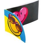 Riethmüller Einladungskarten Smiley Expres 6 Stück inkl. Umschläge