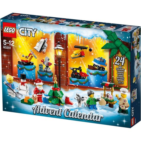 LEGO City 60201 Adventskalender