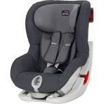 Britax Römer Auto-Kindersitz King II Storm Grey 2018