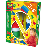 SES Creative Creative Fingerfarben 6 x 50 ml