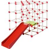 Beluga Klettergerüst Climb Slide Cube
