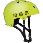 K2 Helm Jr Varsity lime