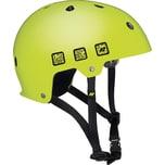 K2 Helm Jr Varsity lime