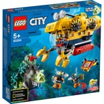 LEGO City 60264 Meeresforschungs-U-Boot