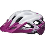 KED Helmsysteme Fahrradhelm Status Jr. S pearl violet matt