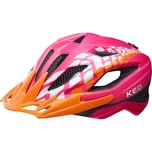 KED Helmsysteme Fahrradhelm Street Jr. Pro pink