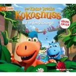 CD Der kleine Drache Kokosnuss Auf in den Dschungel Hörspiel zum Kinofilm