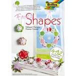 Folia Fancy Shapes Frühling Papierbastelset