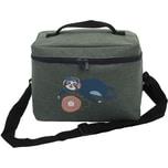 myToys-COLLECTION Universaltasche für die Hörspielbox grau schwarz