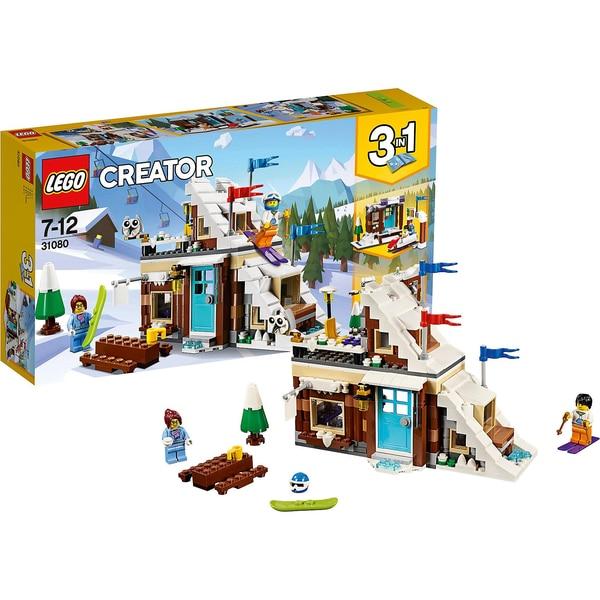 Lego Creator 31080 Modulares Wintersportparadies