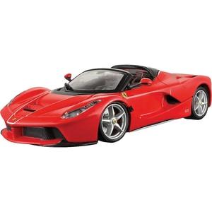 Bburago 124 Ferrari LaFerrari Aparta rot