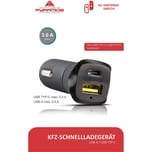 ak tronic Nintendo Switch KFZ Ladekabel