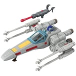 Hasbro Star Wars Mission Fleet Luke Skywalkers X-Wing Fighter 6cm
