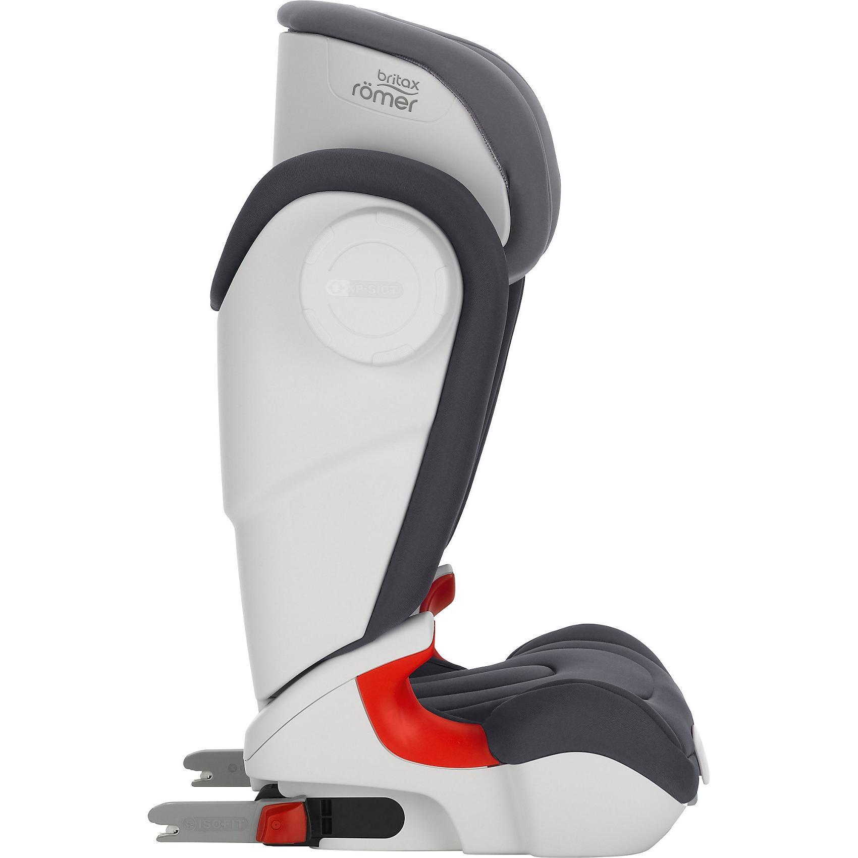 Britax Römer Auto-Kindersitz Kidfix XP SICT Storm Grey