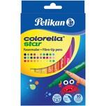 Pelikan Fasermaler Colorella Star 30 Farben