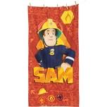 Herding Strand- Badetuch Feuerwehrmann Sam 75 X 150 cm