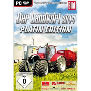 Pc Der Landwirt 2014 Platin Inkl. Amerika Addon