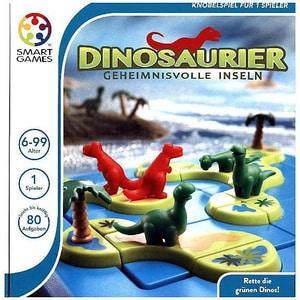 Smart Games Dinosaurier Geheimnisvolle Inseln Spiel