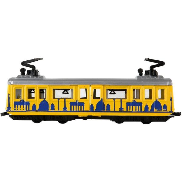 Idena Idena Berliner Straßenbahn mit Rückzugmotor