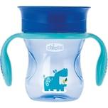 Chicco Trinklernbecher Perfekt light blue 200 ml