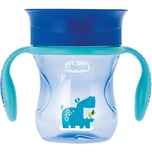 Chicco Trinklernbecher Perfekt light blue 200 ml
