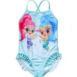 Shimmer und Shine Kinder Badeanzug mit UV-Schutz
