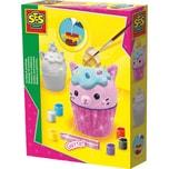 Ses Creative Gipsgießset Einhorn Kitty Cupcake