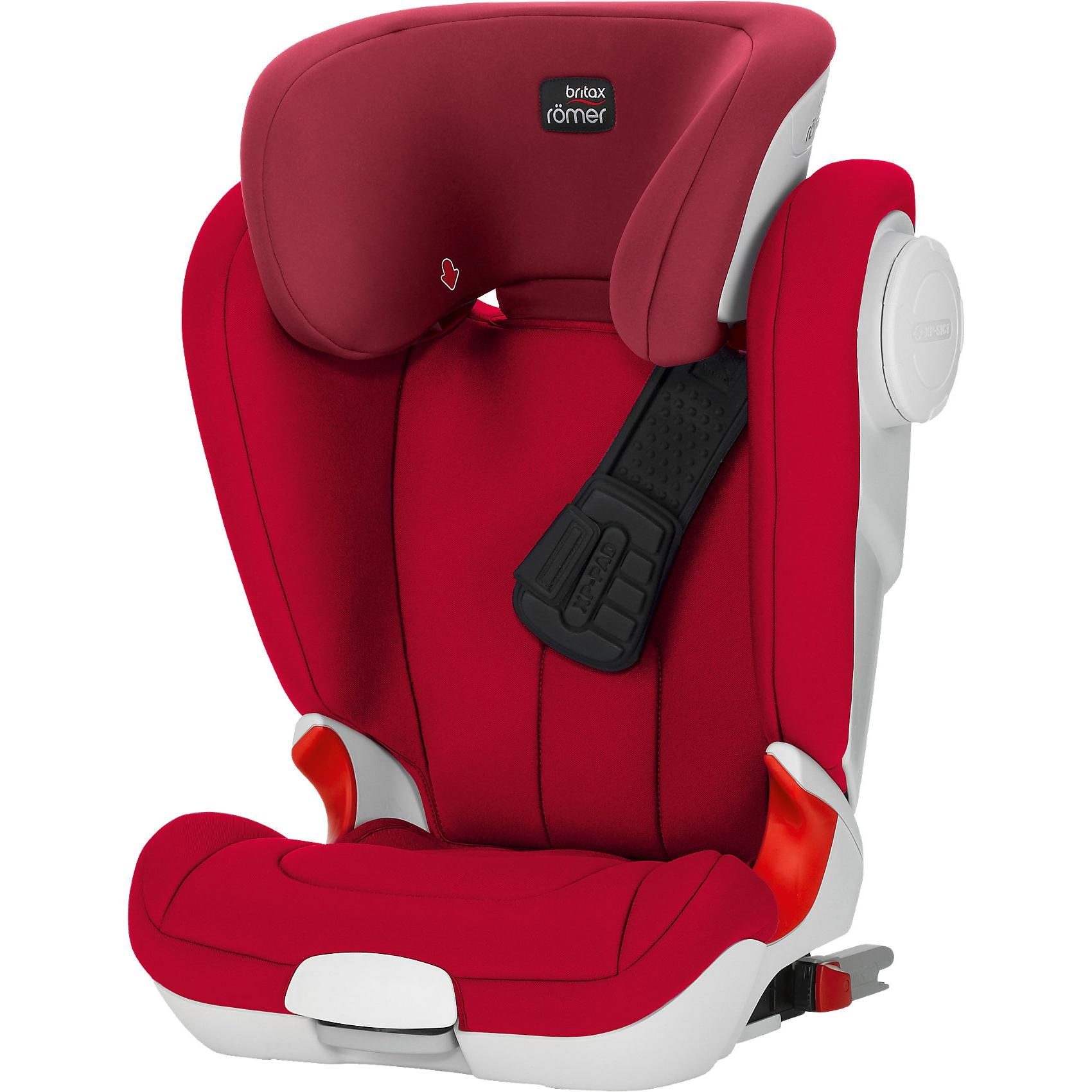 Britax Römer Auto-Kindersitz Kidfix XP Sict Flame Red