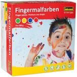 Idena Fingerfarben 4 x 150 ml