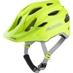 Alpina Fahrradhelm Carapax Jr.Flash Be Visible