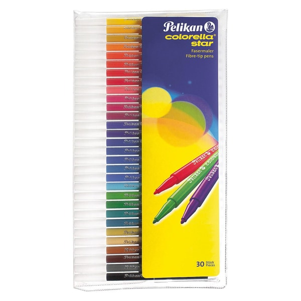 Pelikan Filzstifte colorella star 30-tlg.