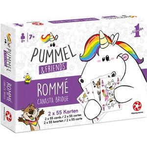 Winning Moves Canasta-Bridge-Rommé Pummel Friends