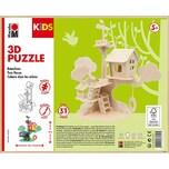 Marabu KIDS 3D Puzzle Baumhaus