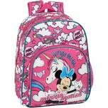 safta Kinderrucksack Minnie Mouse Unicorn Dreams