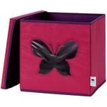Store It! Aufbewahrungsbox Schmetterling Mit Sichtfenster