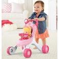 Mattel Fisher-Price Musikspaß Lauflern Puppenwagen