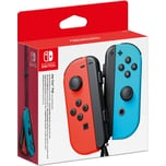 Nintendo Nintendo Switch Joy-Con 2er-Set Neon-RotNeon-Blau