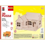 Marabu KIDS 3D Puzzle Strandhaus