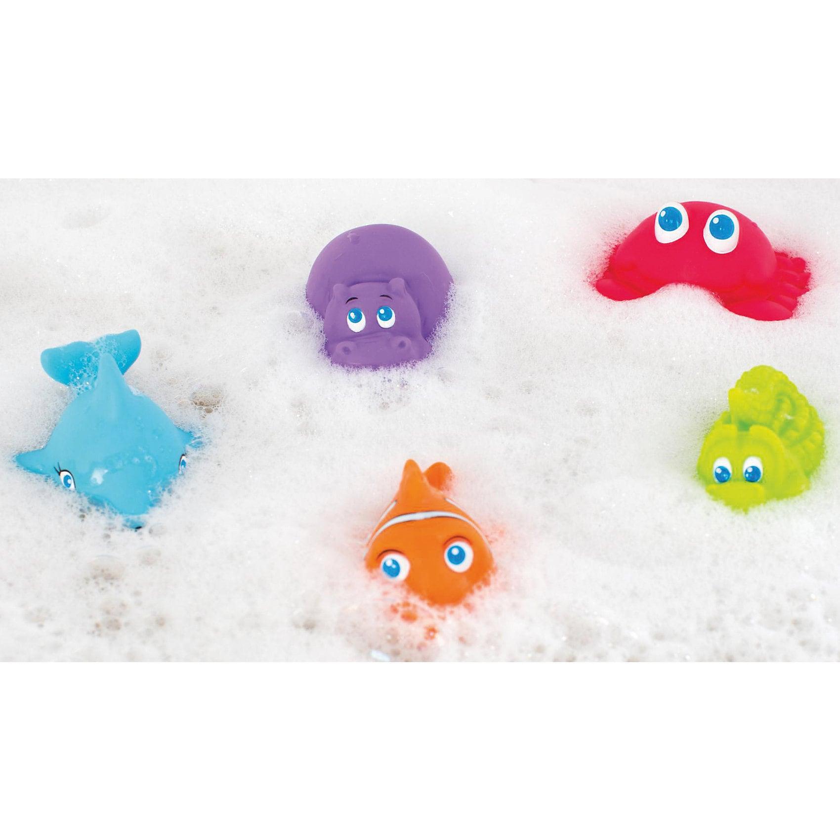 Playgro Spritztier-Set Unterwassertiere 5-teilig